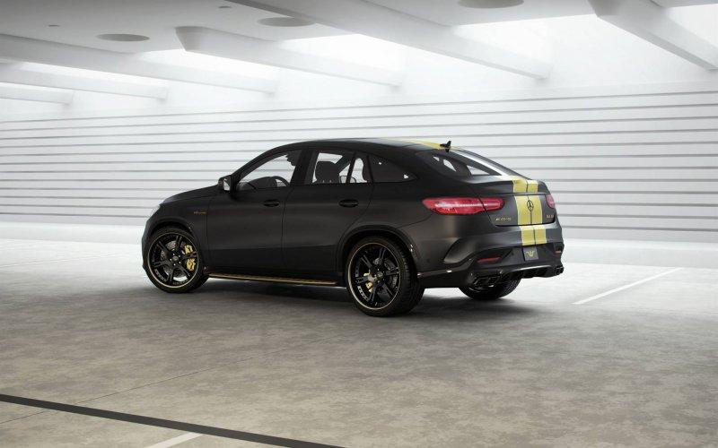 Mercedes-AMG GLE 63 � ���������� Wheelsandmore