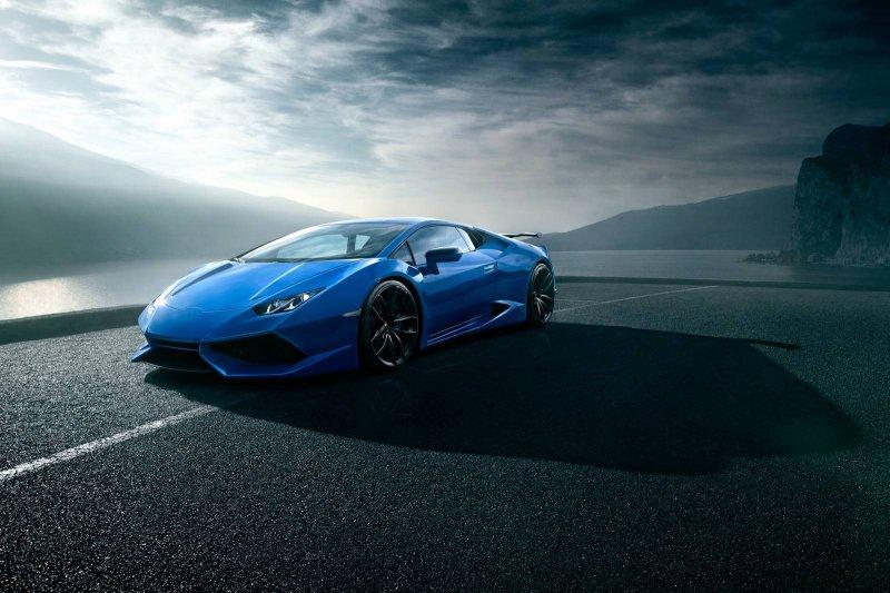Lamborghini Huracan N-Largo �� �������� Novitec