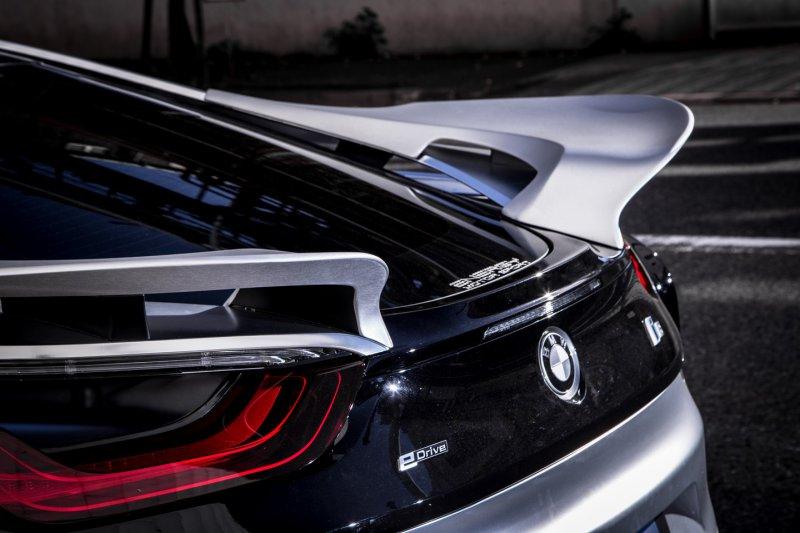 BMW i8 � ������ �� Energy Motor Sport