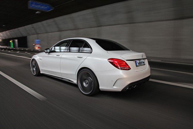 680-сильный Mercedes-AMG C63 от VATH