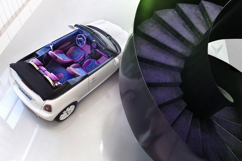 MINI R57 в дизайне от Vilner
