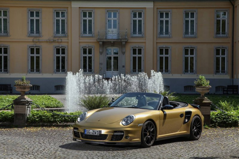 Porsche 911 Turbo � ���������� Wimmer RS