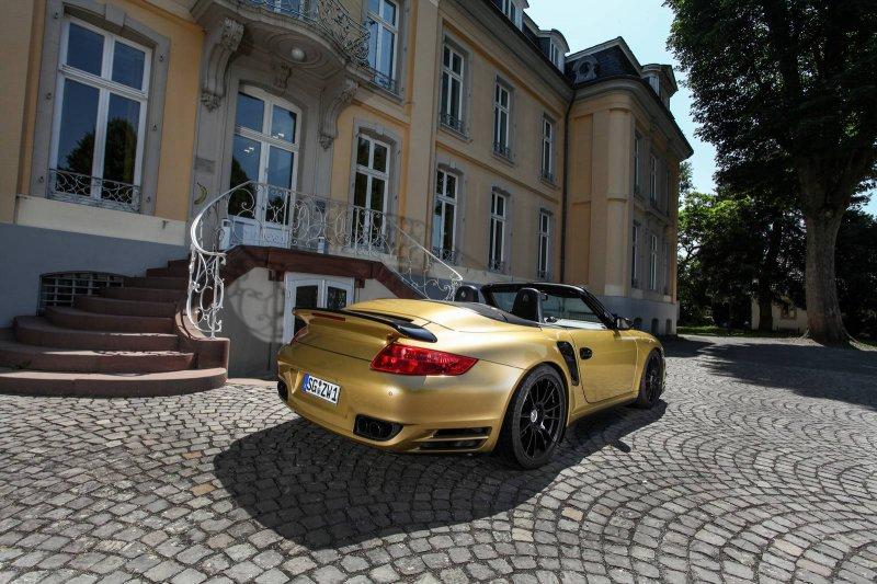 Porsche 911 Turbo в исполнении Wimmer RS