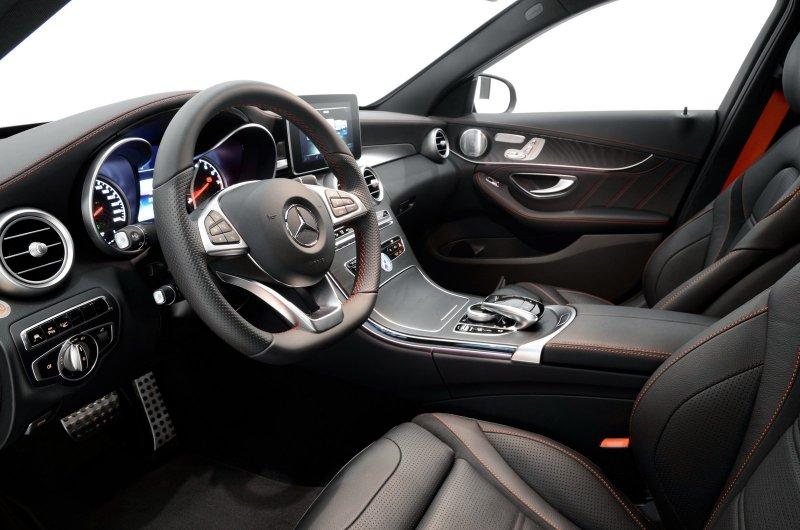 Mercedes-Benz C 450 AMG Sport от Brabus