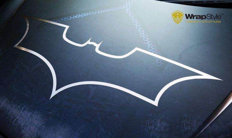 Суперкары от WrapStyle по мотивам комиксов Marvel и DC