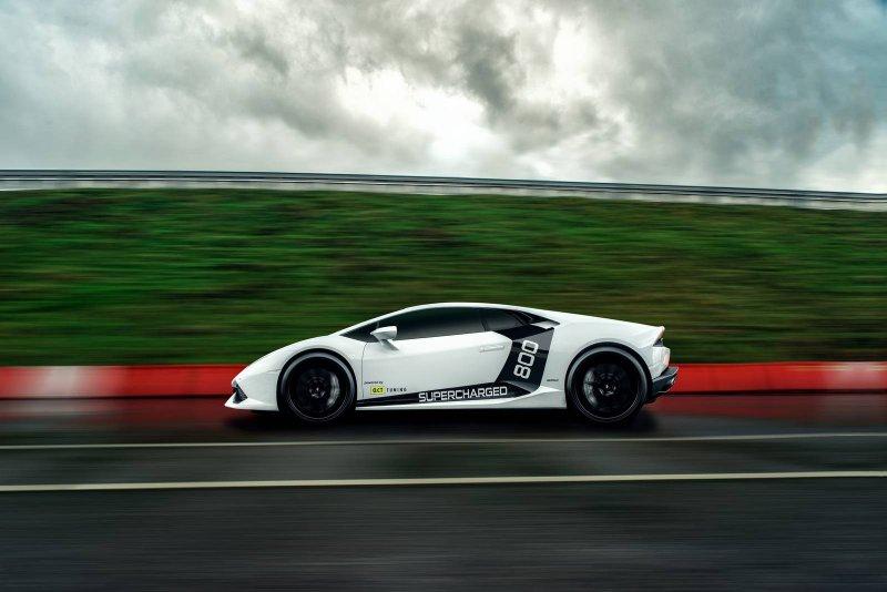 Сверхмощный Lamborghini Huracan от O.CT