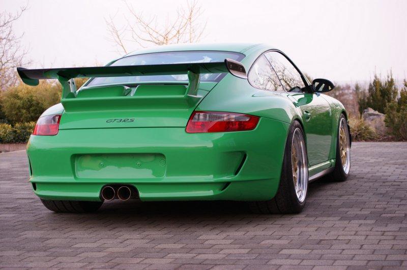 Porsche 911 GT3 RS в исполнении KAEGE
