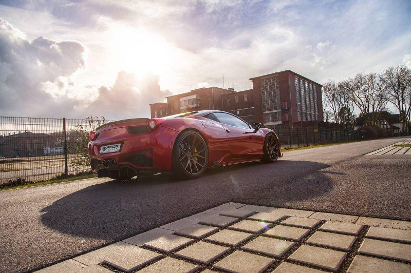 Ferrari 458 Italia от Prior Design