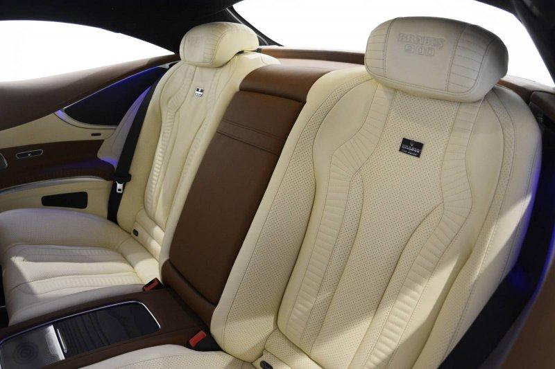 Brabus представил Mercedes-AMG S 65 в 900-сильный Rocket 900