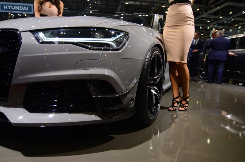 Женевский автосалон 2016: Audi RS6 1/12 от ABT