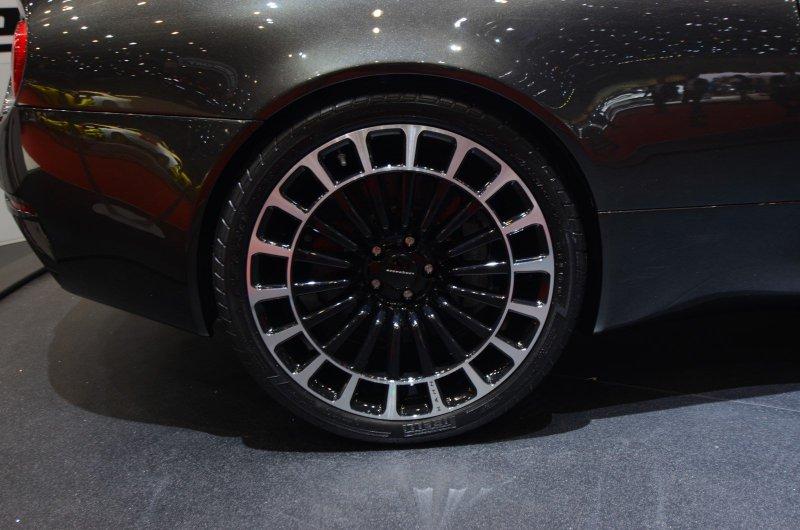 Женевский автосалон 2016: Aston Martin DB9 Vengeance от Kahn Design