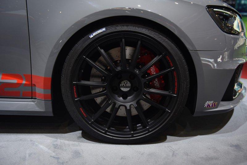 Женевский автосалон 2016: Audi RS3 R от MTM