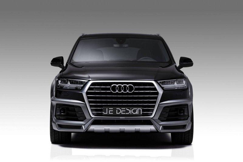 JE Design представил тюнинг-пакет для Audi Q7