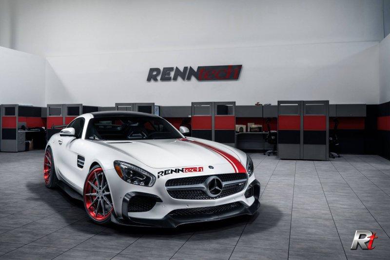716-сильный Mercedes-AMG GT S от Renntech