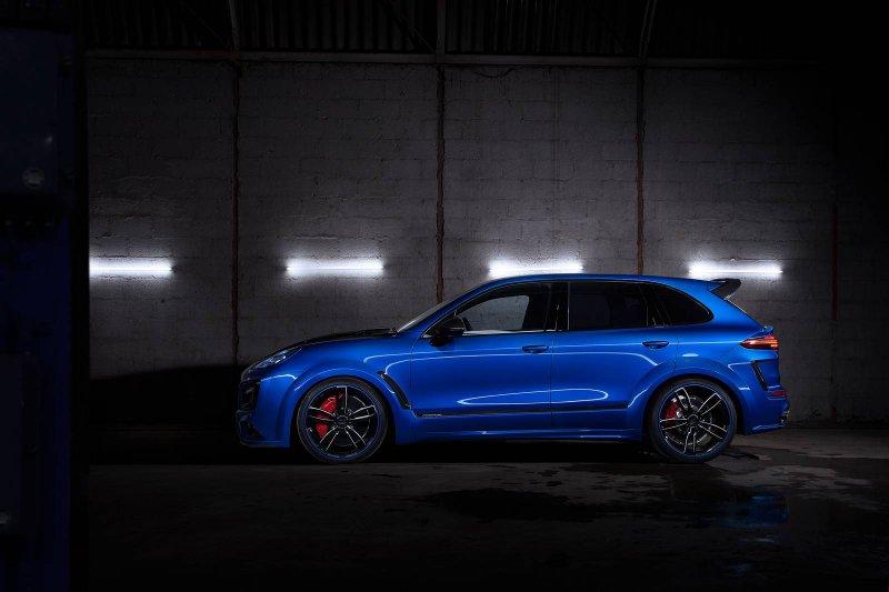Porsche Cayenne Magnum Sport от TechArt