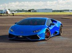 Lamborghini Huracan в исполнении Sunus Motorsport