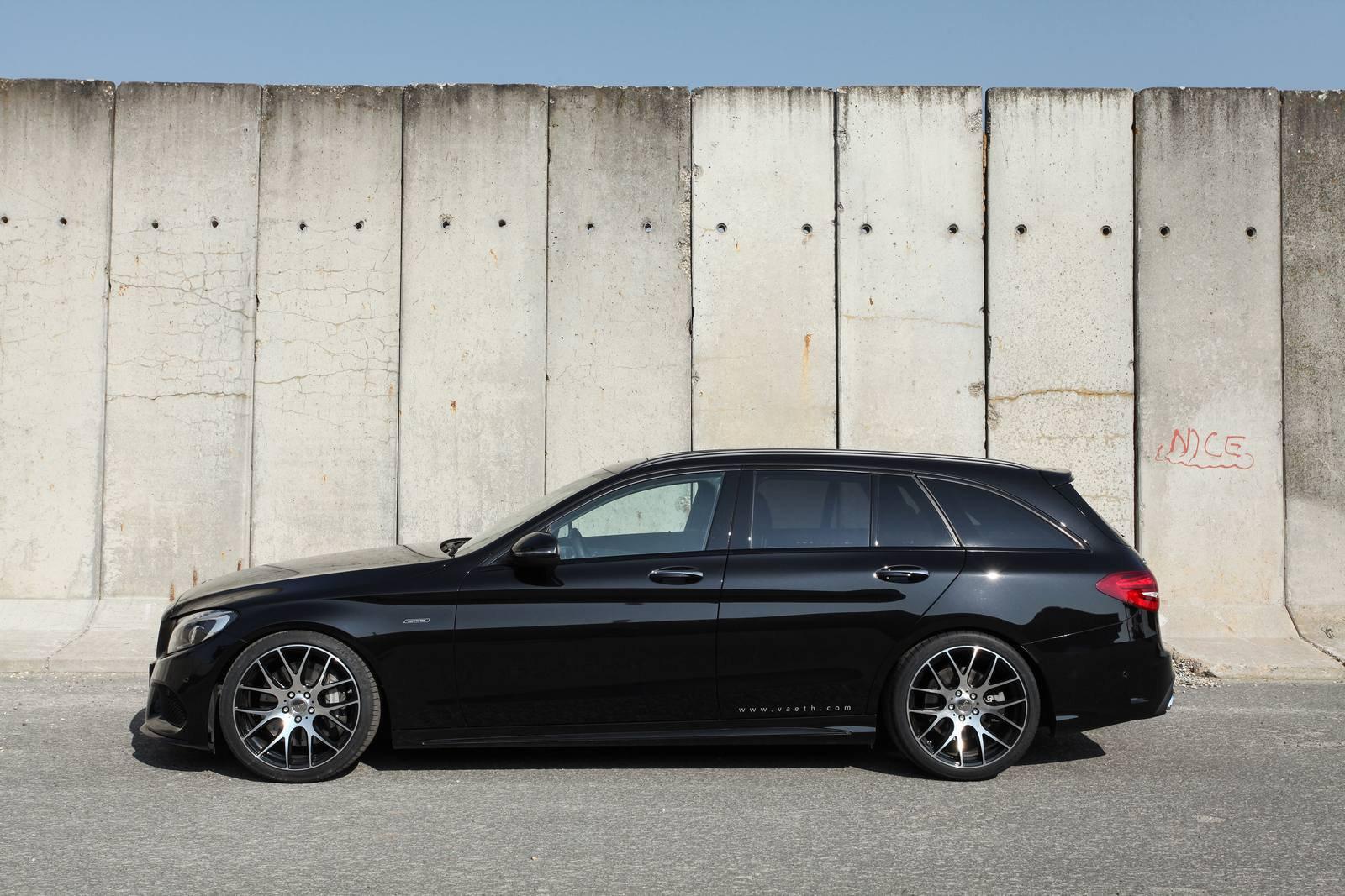Mercedes-Benz C450 AMG Sport от Vath