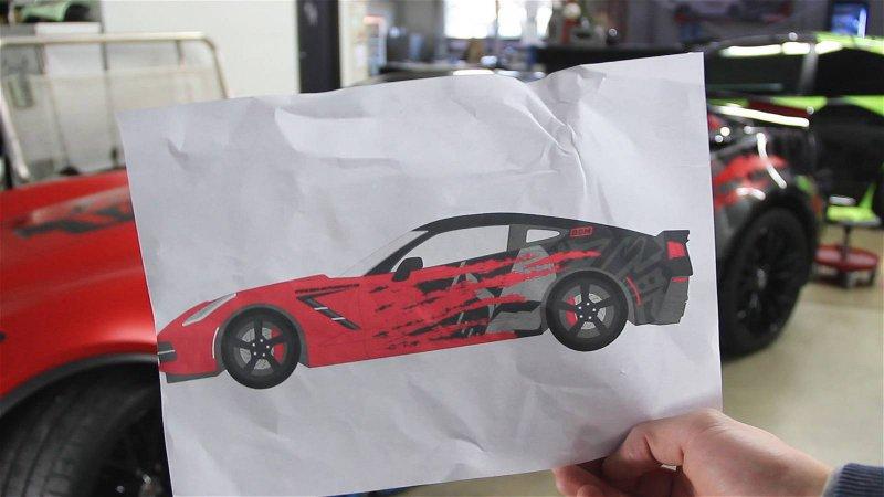 700-сильный Chevrolet Corvette Z06 от BBM Motorsport