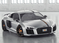����������� Audi R8 V10 Plus �� Wheelsandmore