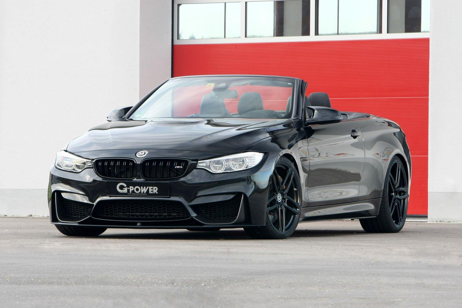 592-сильный BMW M4 от G-Power