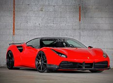 900-������� Ferrari 488 GTB �� VOS Performance
