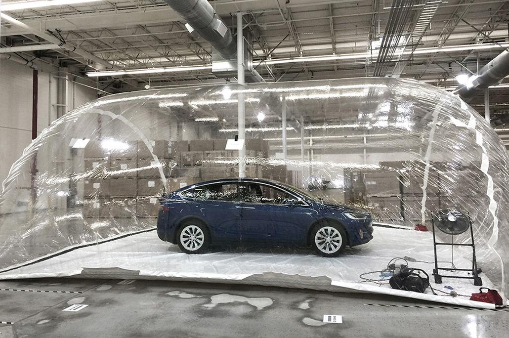 Tesla представила защиту от биологического оружия