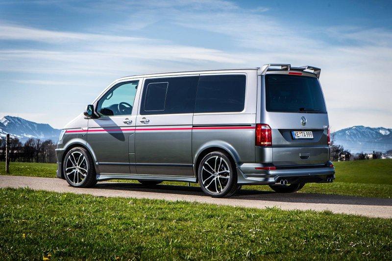 Volkswagen T6 в исполнении ABT Sportsline