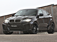 750-������� BMW X6 M Typhoon �� G-Power