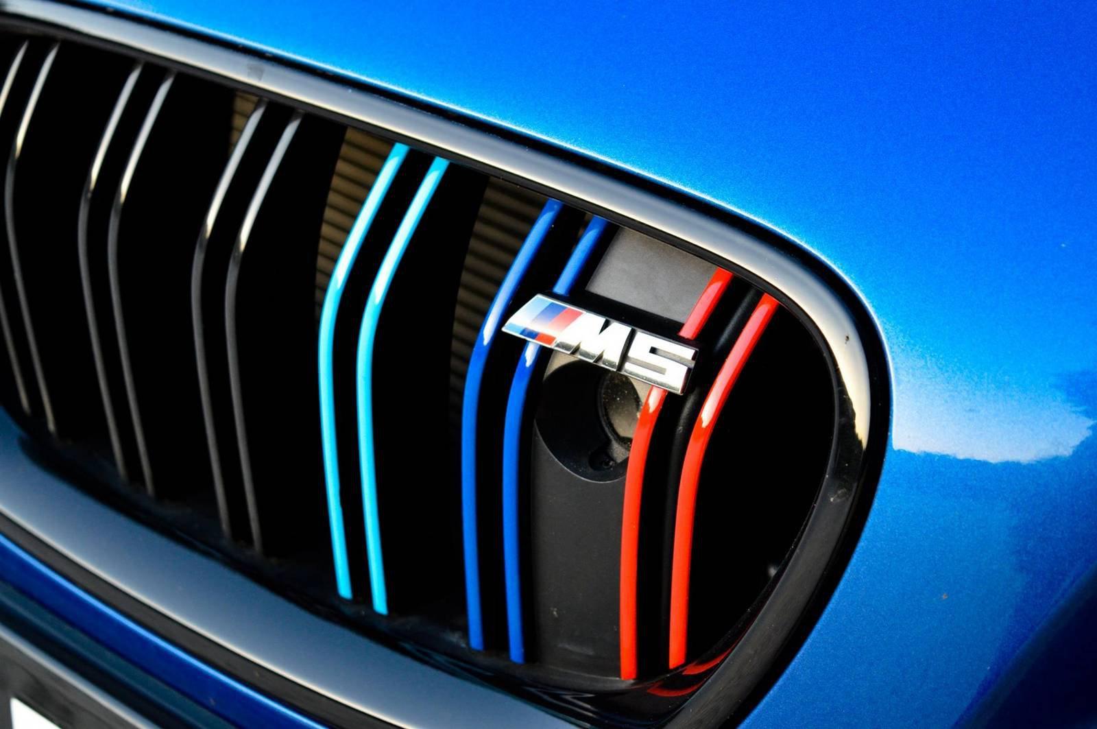 Сверхмощный BMW F10 M5 от Manhart