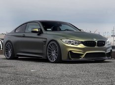������� BMW M4 � ���������� Zito Wheels