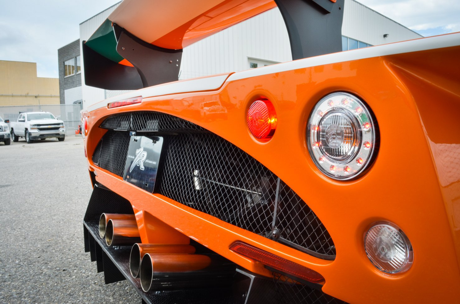 Maserati MC12 Corsa от мастеров Edo Competition