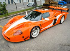 Maserati MC12 Corsa �� �������� Edo Competition