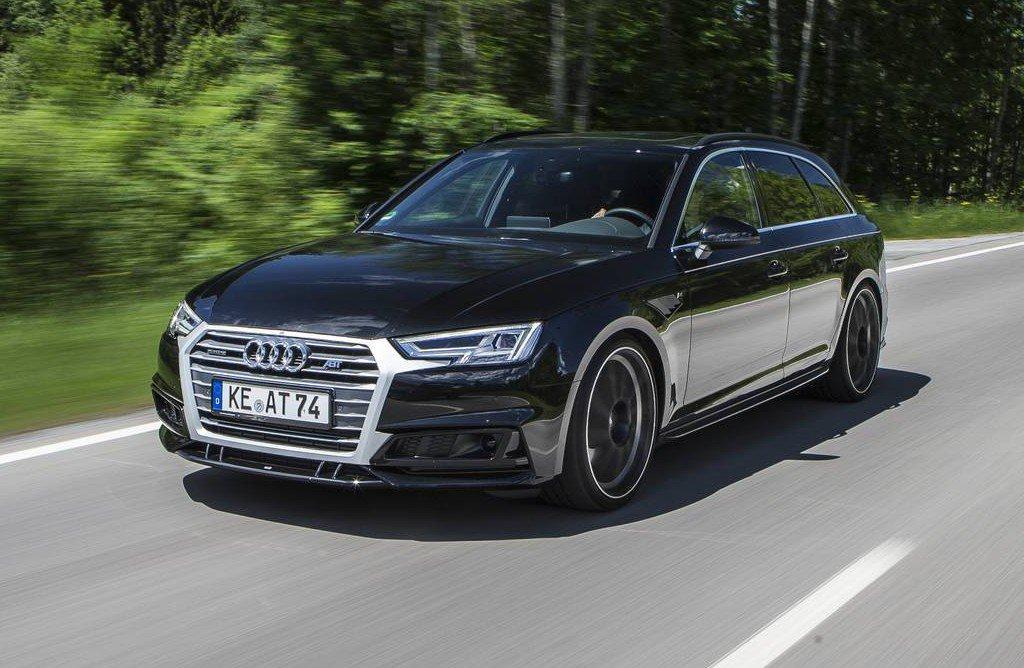 Тюнинг-комплект для Audi A4 от ABT Sportsline
