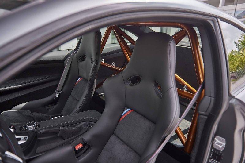 BMW M4 GTS в исполнении G-Power