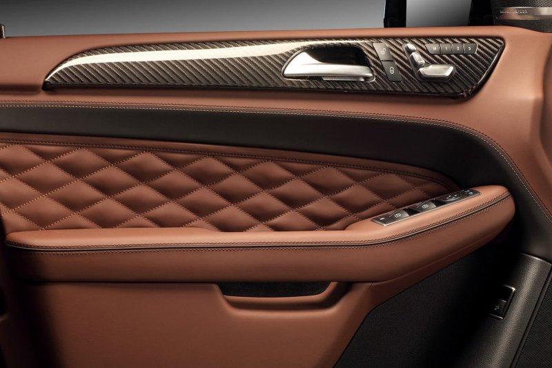 Mercedes GLE 63 в тюнинге от TopCar