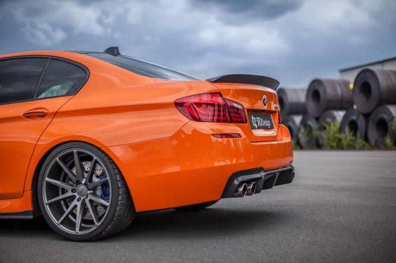 Сверхмощный BMW M5 от Carbonfiber Dynamics
