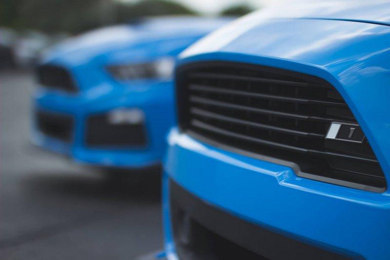 Ford Mustang 2017 в исполнении Roush