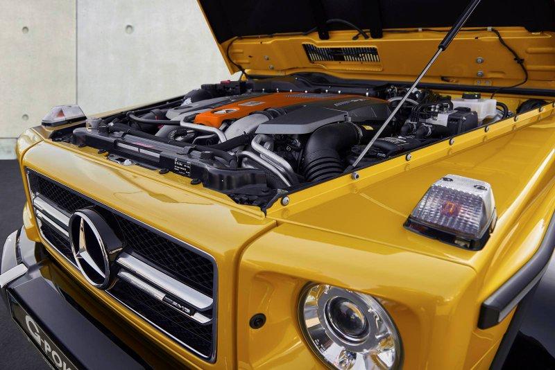 Mercedes-Benz G63 AMG от G-Power