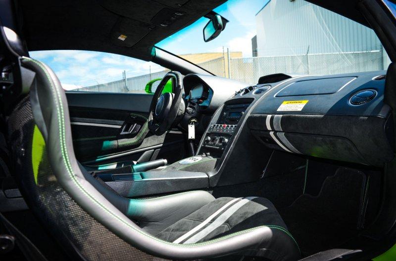 Lamborghini Gallardo от Heffner Performance