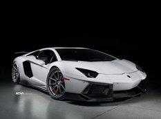 Классический тюнинг Lamborghini Aventador от 1016 Industries