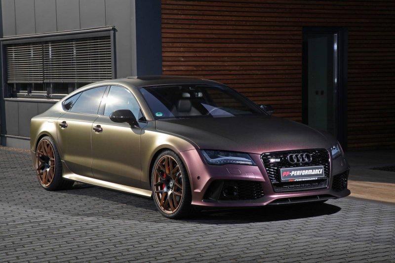 745-сильная Audi RS7 от PP-Performance