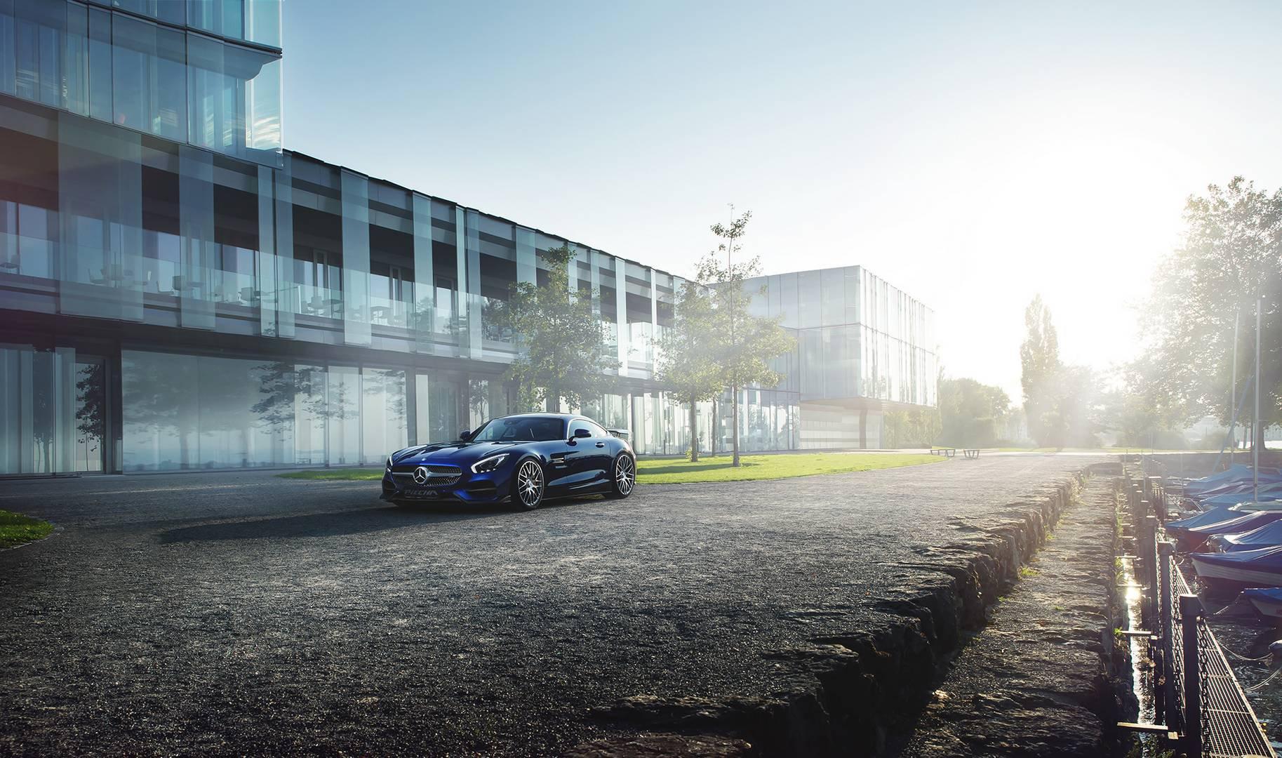 Mercedes-AMG GT-RSR от Piecha Design