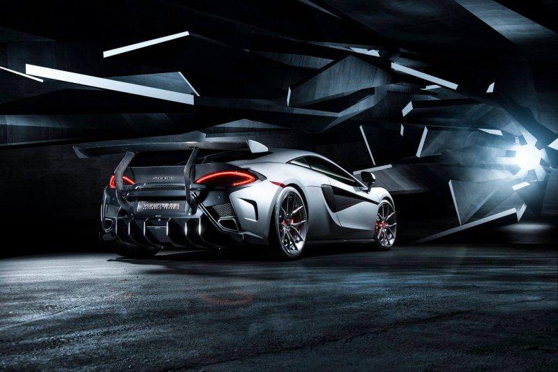 McLaren 570-VX от Vorsteiner