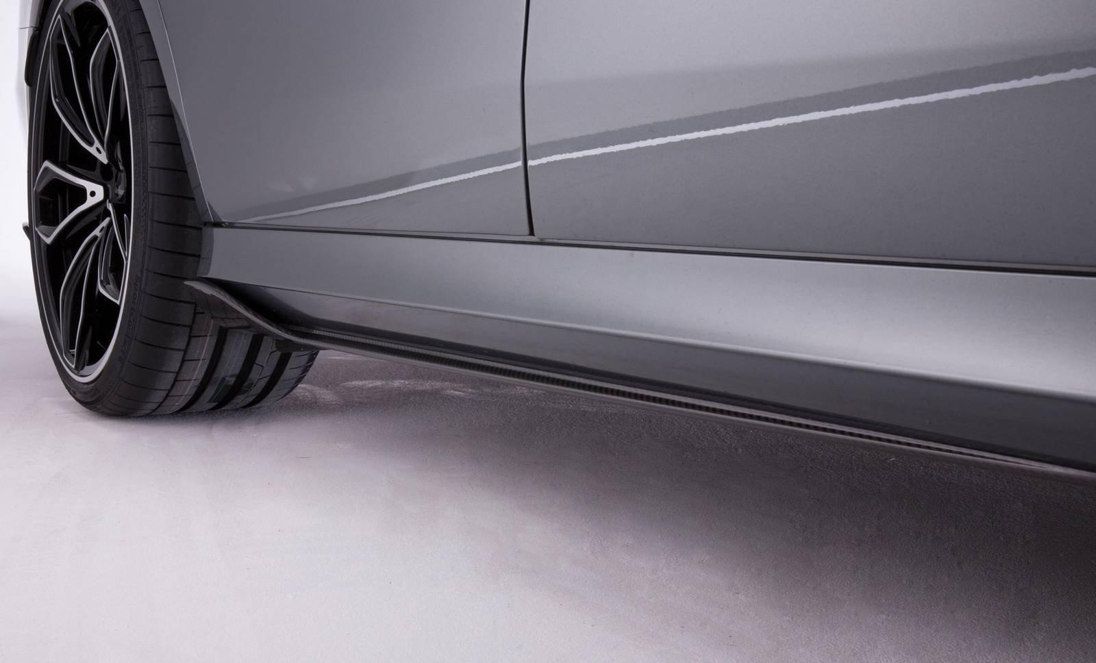 Тюнинг-пакет Mercedes-Benz E-Class от Lorinser