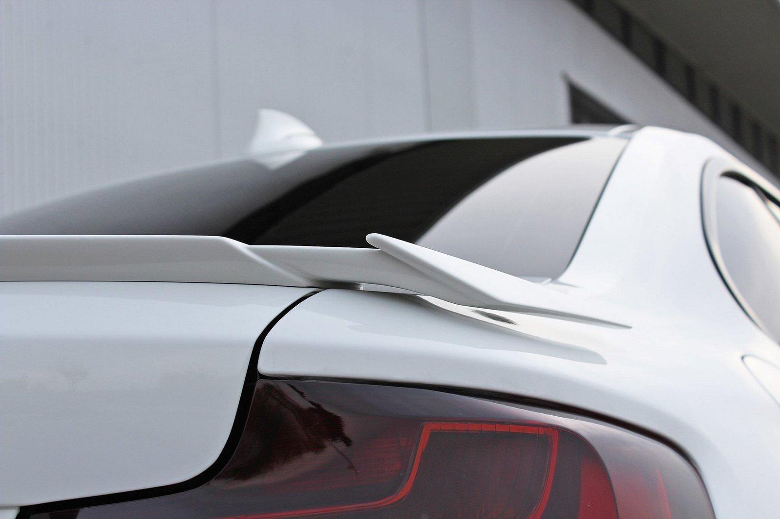 BMW M2 в исполнении Hamann