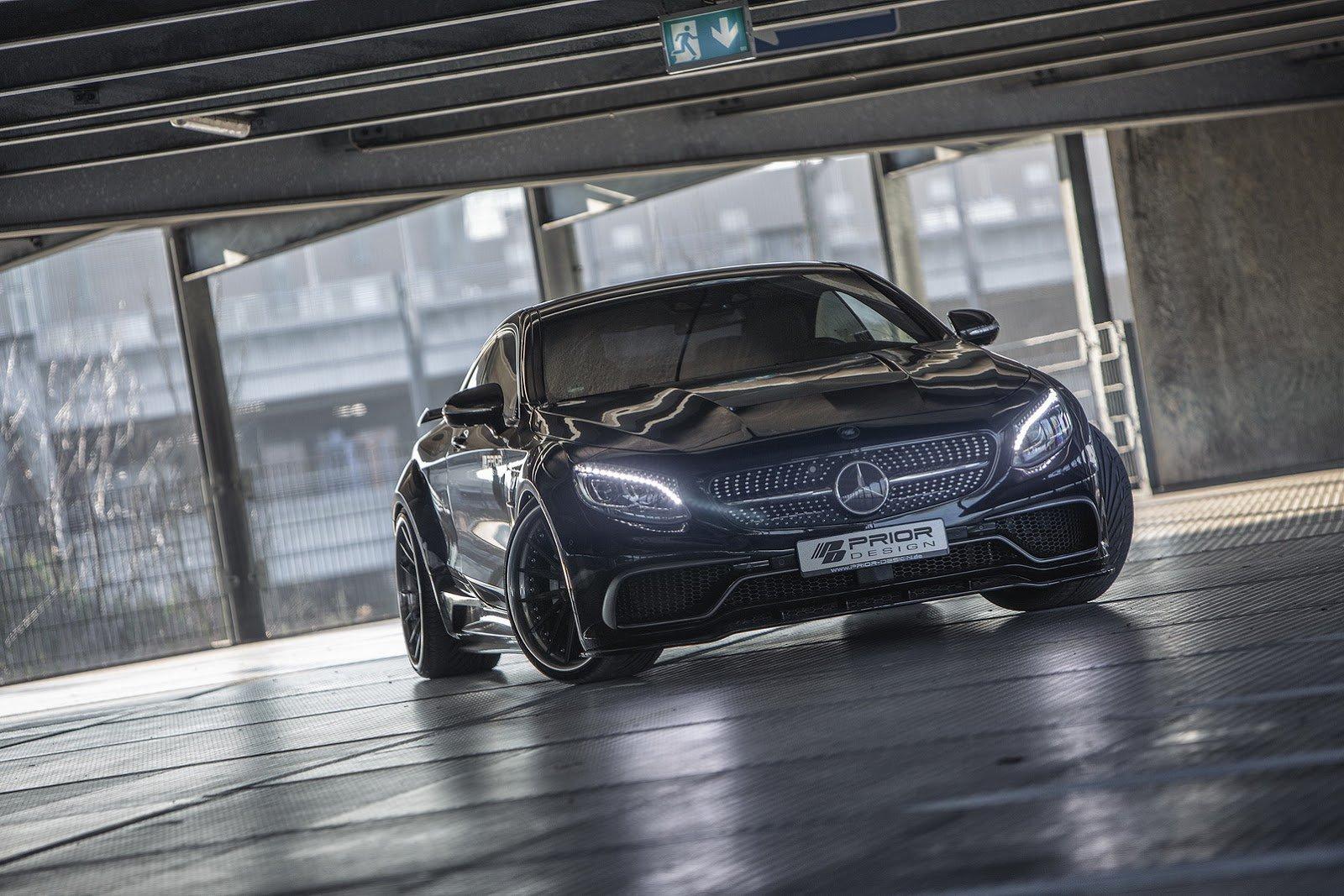 Mercedes-Benz S-Class от Prior-Design