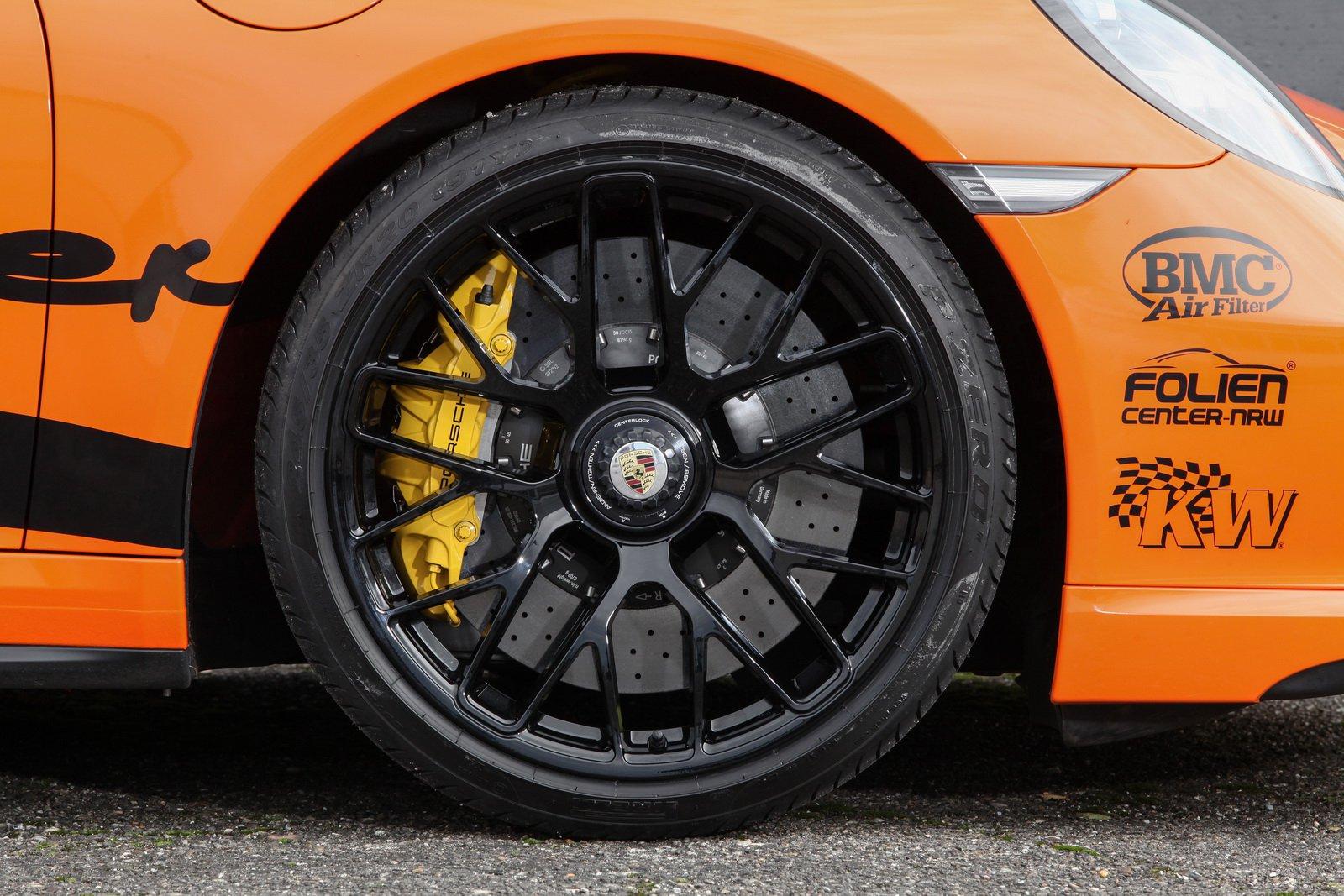 828-сильный Porsche 911 Turbo S в исполнении Wimmer