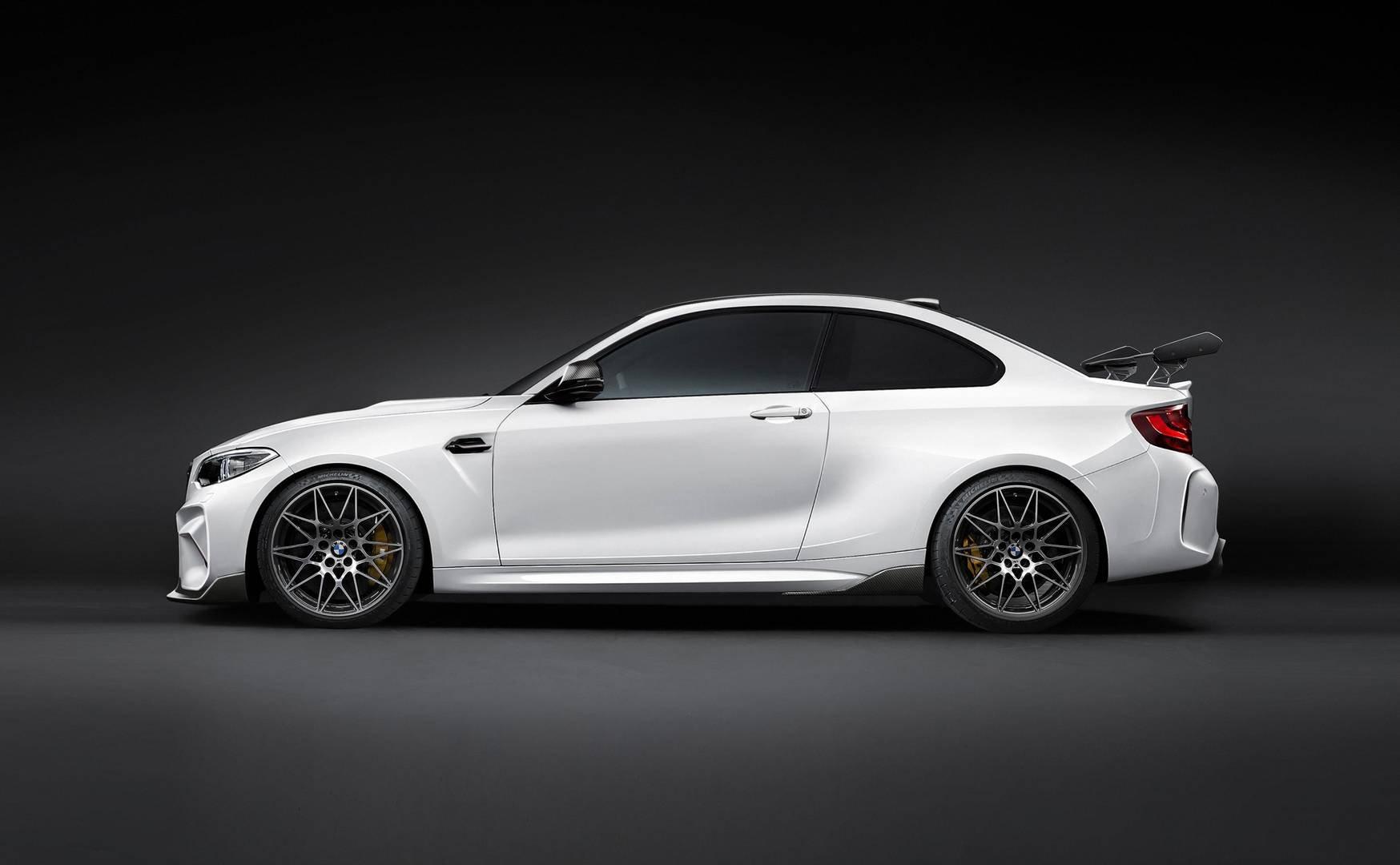 450-сильный BMW M2 GTS от Alpha-N Performance