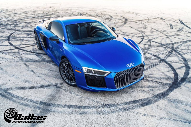Audi R8 Plus 2017 от Dallas Performance