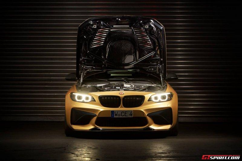 BMW M2 MH2 630 от мастеров из Manhart